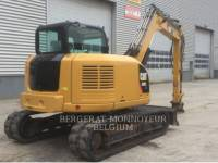 CATERPILLAR EXCAVADORAS DE CADENAS 308 E2 CR SB equipment  photo 3