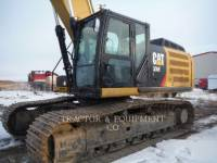 Equipment photo CATERPILLAR 336EL トラック油圧ショベル 1