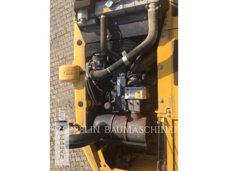KOMATSU LTD. WHEEL EXCAVATORS PW148-8 equipment  photo 17
