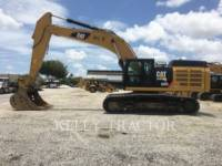 CATERPILLAR トラック油圧ショベル 349FL equipment  photo 7