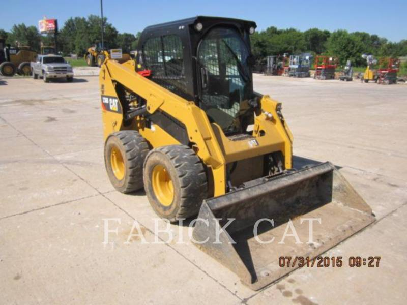 CATERPILLAR MINICARGADORAS 236D C3H4 equipment  photo 1