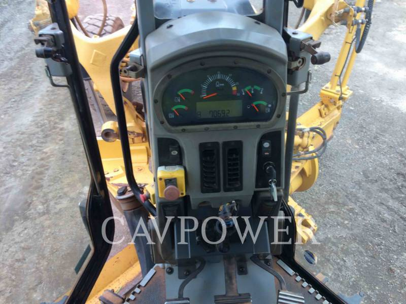 CATERPILLAR NIVELEUSES 140M equipment  photo 7