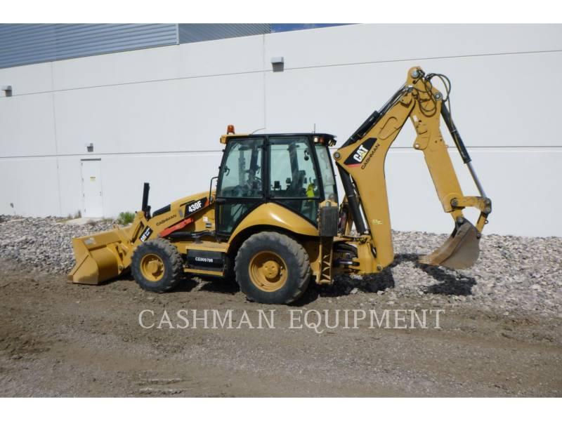 CATERPILLAR RETROESCAVADEIRAS 430FST equipment  photo 4