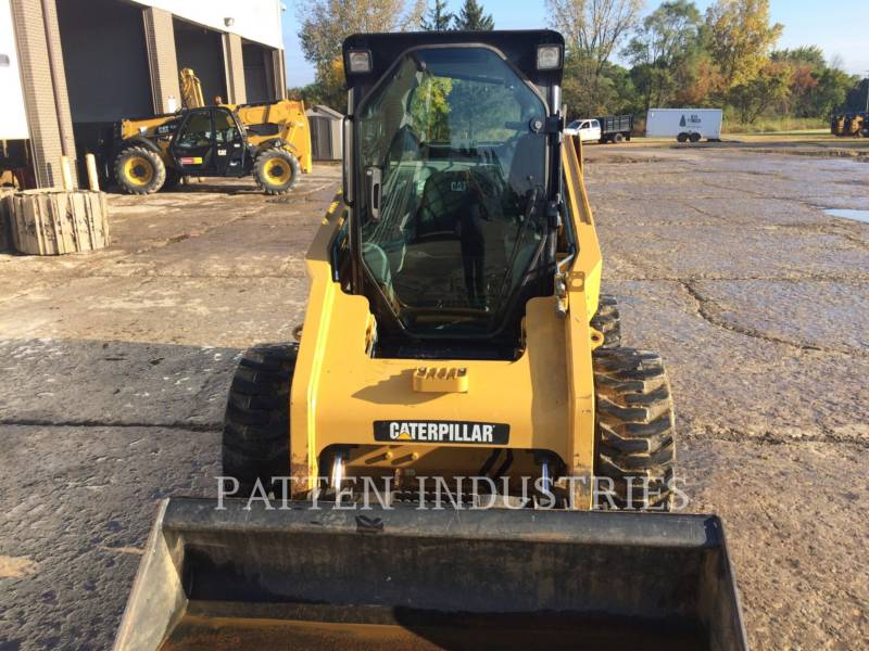 CATERPILLAR MINICARREGADEIRAS 256C 2AIRH equipment  photo 5