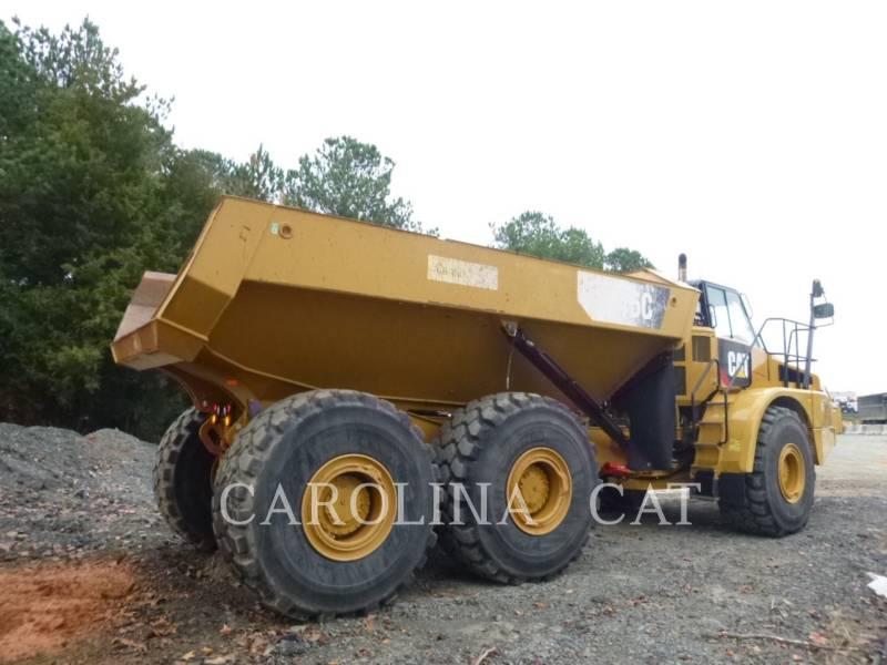 CATERPILLAR ARTICULATED TRUCKS 745C equipment  photo 3