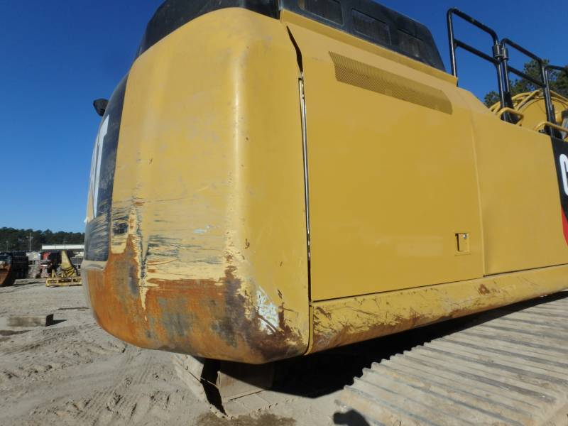 CATERPILLAR TRACK EXCAVATORS 349FL equipment  photo 9