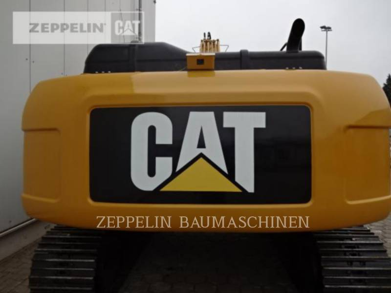 CATERPILLAR KETTEN-HYDRAULIKBAGGER 326D2 equipment  photo 17