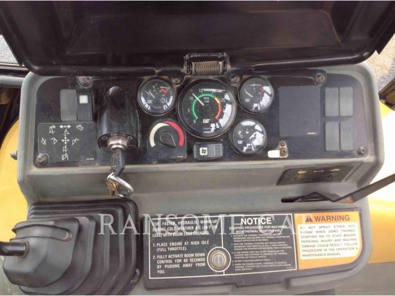 CATERPILLAR BACKHOE LOADERS 416C equipment  photo 12