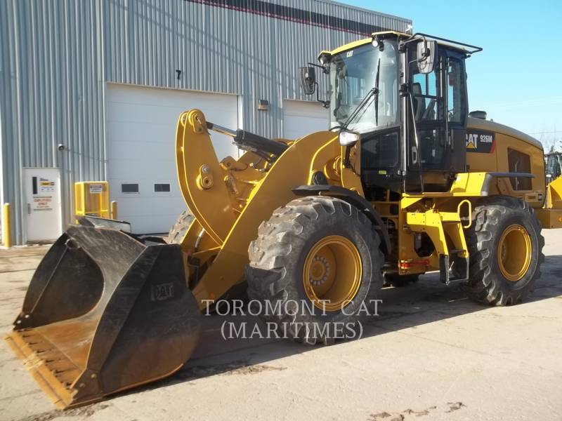 CATERPILLAR WHEEL LOADERS/INTEGRATED TOOLCARRIERS 926 M equipment  photo 1