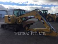 CATERPILLAR PELLE MINIERE EN BUTTE 308E2 equipment  photo 2