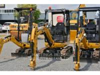 Equipment photo CATERPILLAR 301.7D ESCAVADEIRAS 1