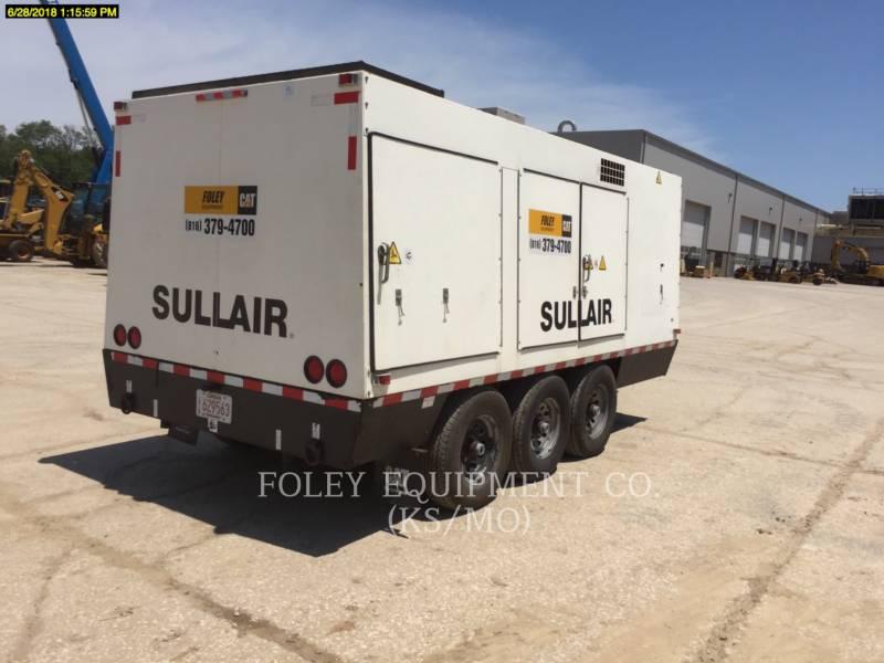 SULLAIR AIR COMPRESSOR (OBS) 1600HAFDTQ equipment  photo 4