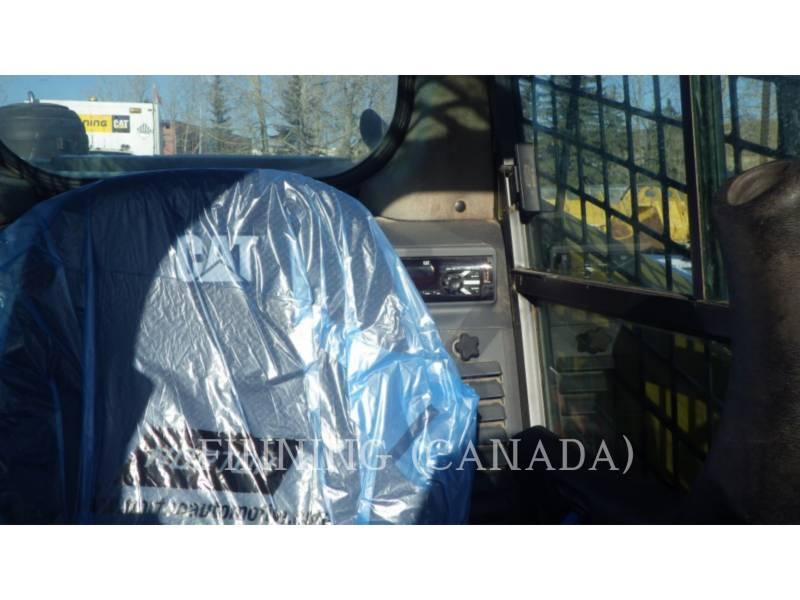 Caterpillar MINIÎNCĂRCĂTOARE RIGIDE MULTIFUNCŢIONALE 236DLRC equipment  photo 10