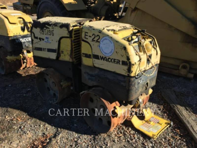 WACKER CORPORATION COMPACTORS ROLLER/WAC equipment  photo 4