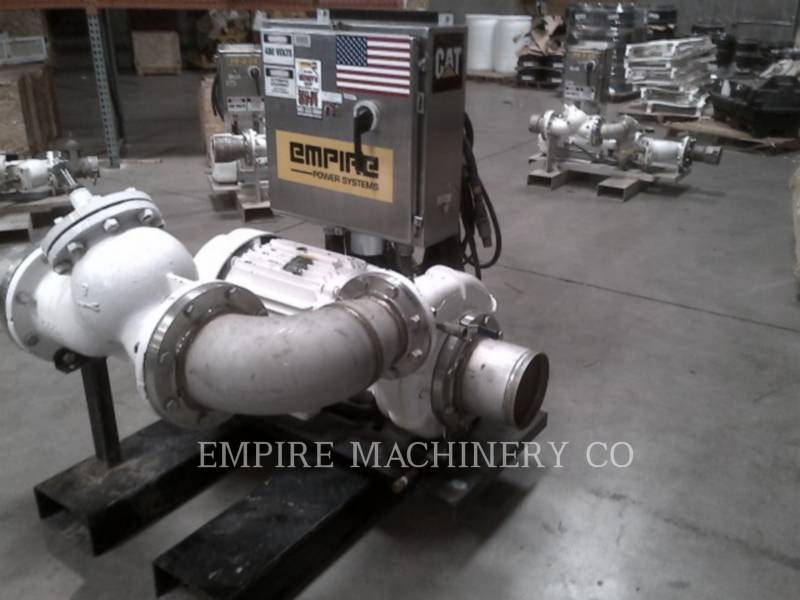MISC - ENG DIVISION HVAC : CHAUFFAGE, VENTILATION, CLIMATISATION PUMP 60HP equipment  photo 3