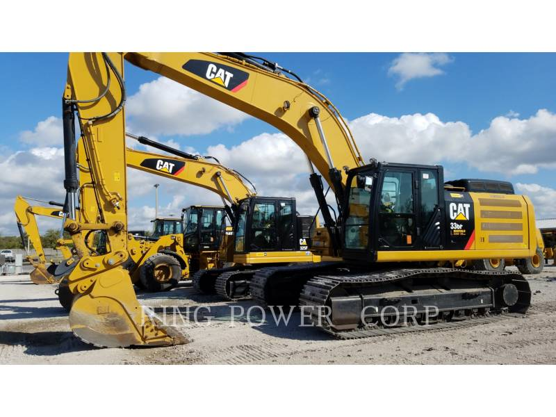 CATERPILLAR トラック油圧ショベル 336FLHAMER equipment  photo 1