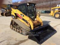 Equipment photo CATERPILLAR 287C MULTI TERRAIN LOADERS 1