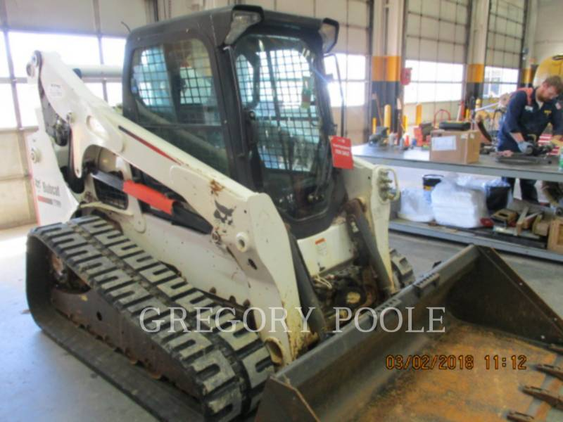 BOBCAT CHARGEURS TOUT TERRAIN T750 equipment  photo 6