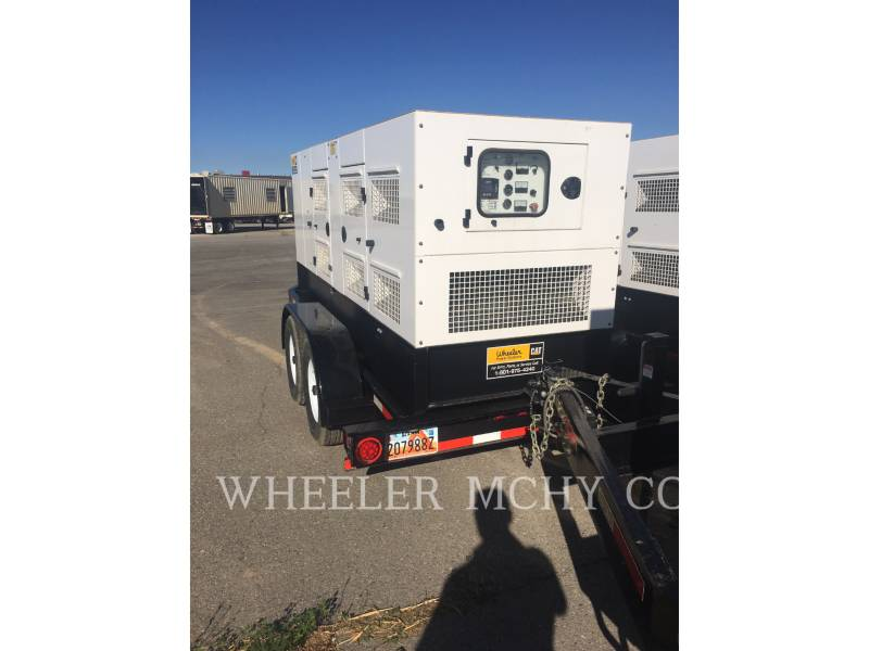 OTHER US MFGRS PORTABLE GENERATOR SETS HANCO - QP220 equipment  photo 3