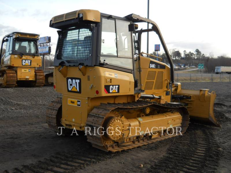 CATERPILLAR KETTENDOZER D4KXL AAG equipment  photo 3