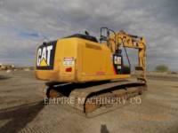 CATERPILLAR TRACK EXCAVATORS 329EL TH P equipment  photo 2