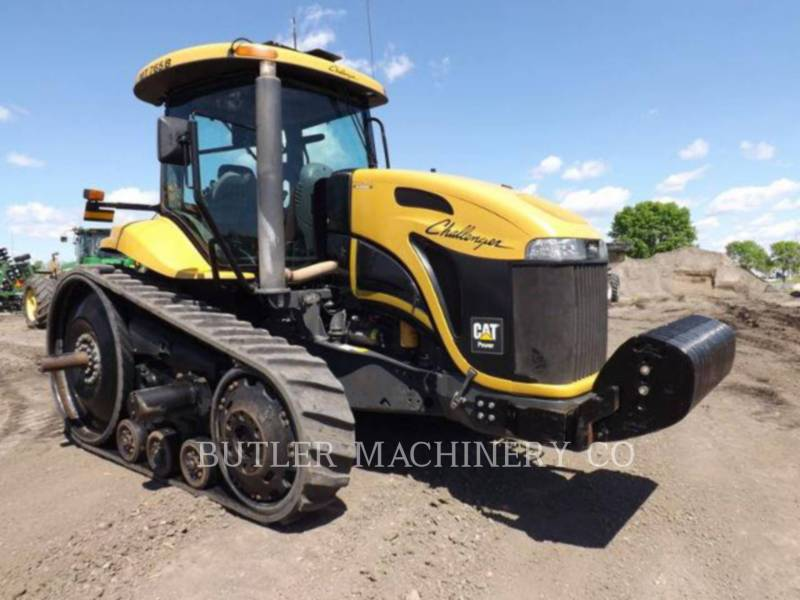 AGCO-CHALLENGER TRACTORES AGRÍCOLAS MT765B equipment  photo 2