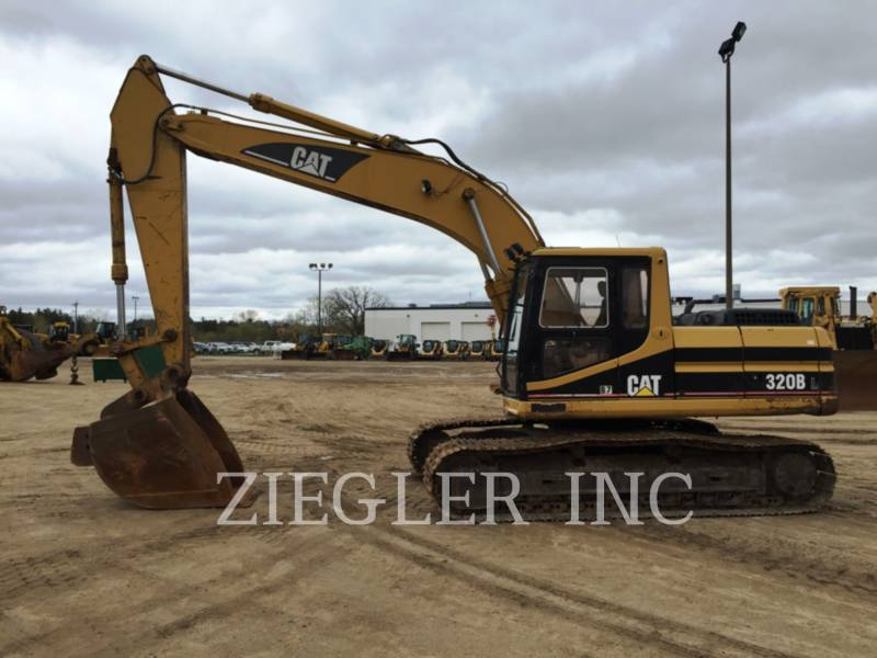 CATERPILLAR EXCAVADORAS DE CADENAS 320BL equipment  photo 7