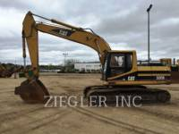 CATERPILLAR KETTEN-HYDRAULIKBAGGER 320BL equipment  photo 7