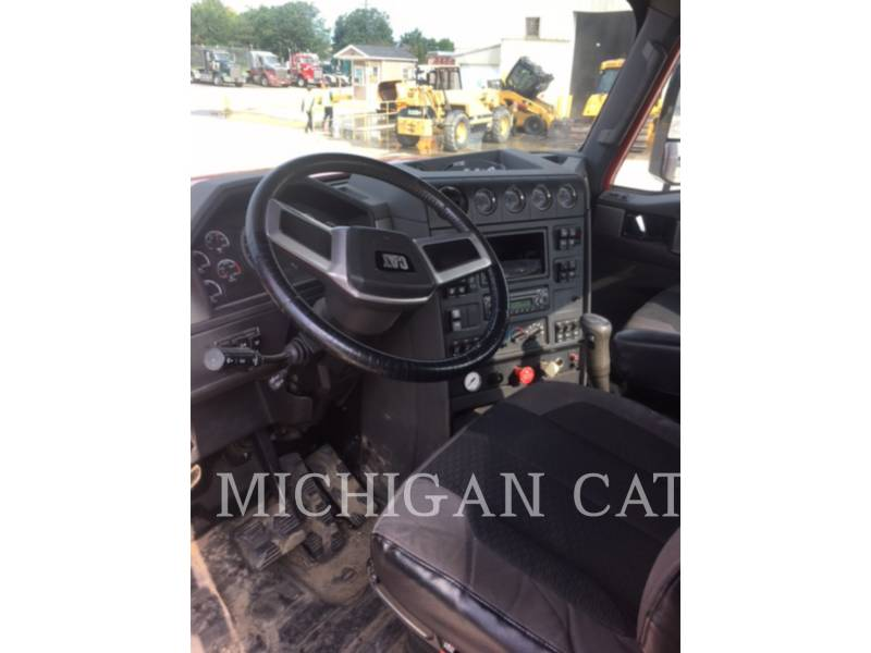 CATERPILLAR ON HIGHWAY TRUCKS CT660 TS15M18 equipment  photo 9