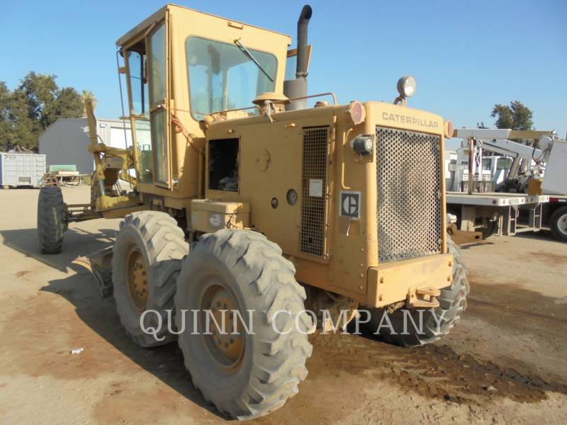CATERPILLAR MOTOR GRADERS 140G equipment  photo 5
