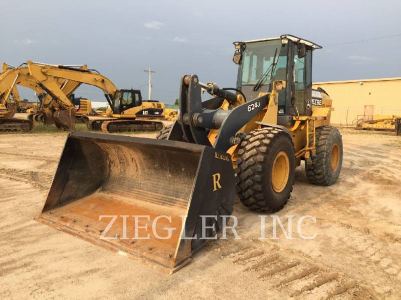 DEERE & CO. WHEEL LOADERS/INTEGRATED TOOLCARRIERS 624J equipment  photo 3