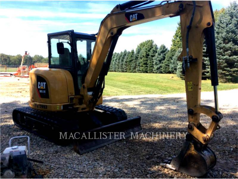 CATERPILLAR EXCAVADORAS DE CADENAS 305.5ECR equipment  photo 2