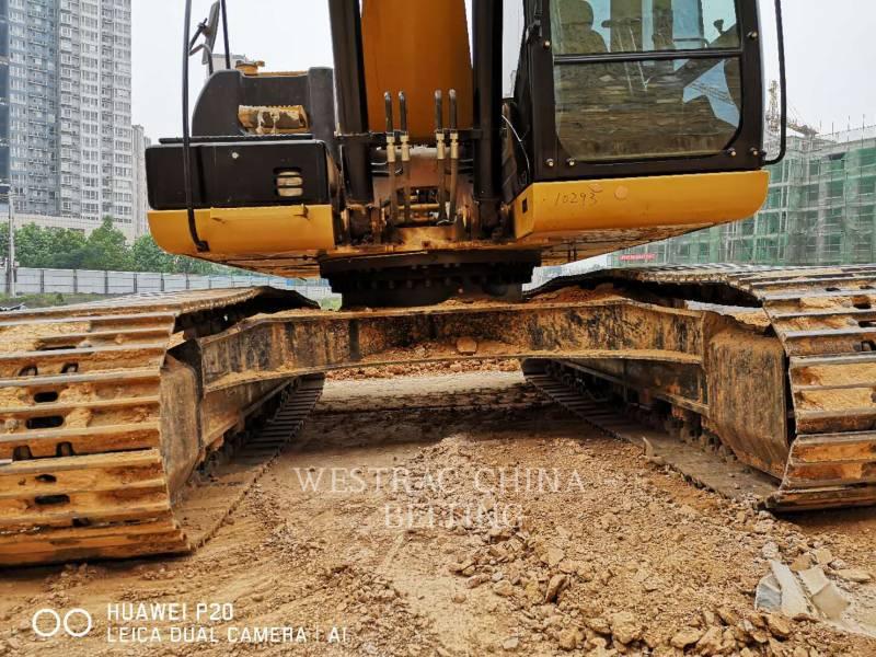 CATERPILLAR KETTEN-HYDRAULIKBAGGER 323D2L equipment  photo 16