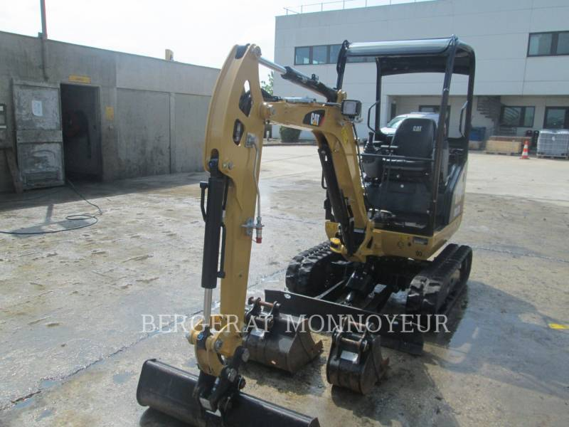 CATERPILLAR KETTEN-HYDRAULIKBAGGER 301.7D equipment  photo 3