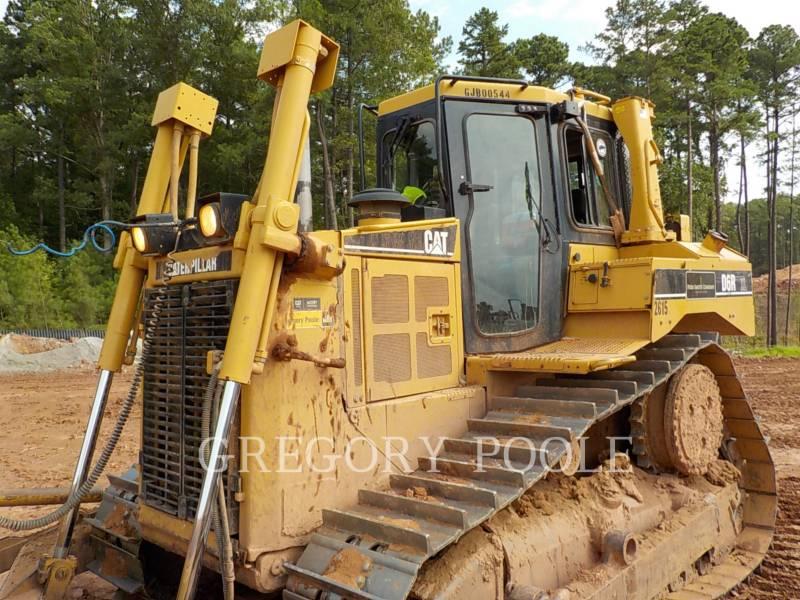 CATERPILLAR TRACK TYPE TRACTORS D6R II equipment  photo 2