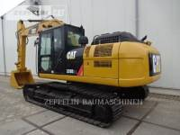 CATERPILLAR KETTEN-HYDRAULIKBAGGER 326D2 equipment  photo 3