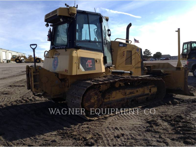 CATERPILLAR KETTENDOZER D6K2 LGP equipment  photo 3