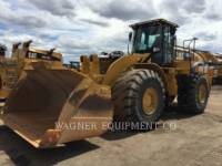 Equipment photo CATERPILLAR 980M RADLADER/INDUSTRIE-RADLADER 1