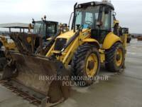 Equipment photo NEW HOLLAND LTD. B115 BACKHOE LOADERS 1