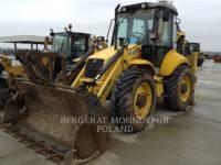 Equipment photo NEW HOLLAND LTD. B115 BACKHOE LOADERS 1