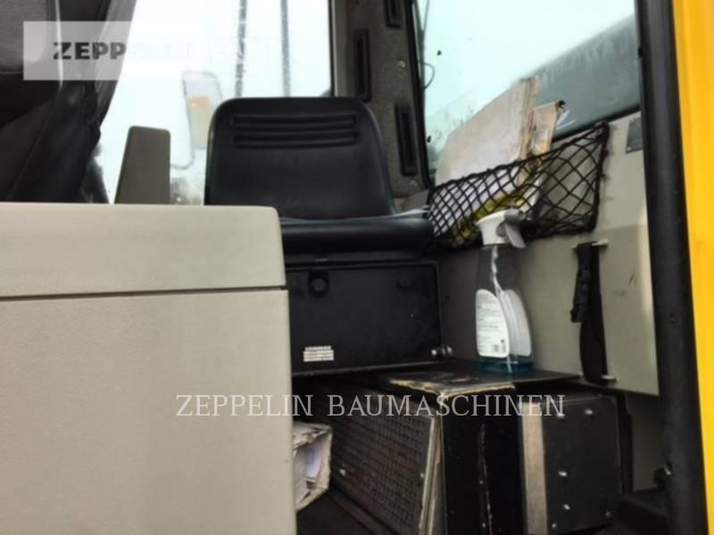 LIEBHERR ESCAVATORI GOMMATI A900C ZW L equipment  photo 21