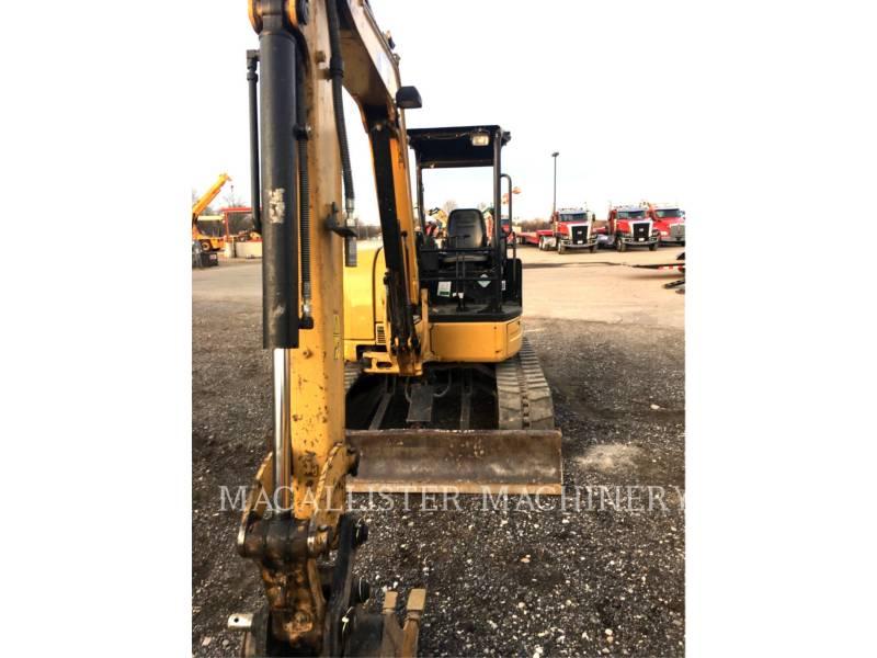 CATERPILLAR トラック油圧ショベル 305ECR equipment  photo 3