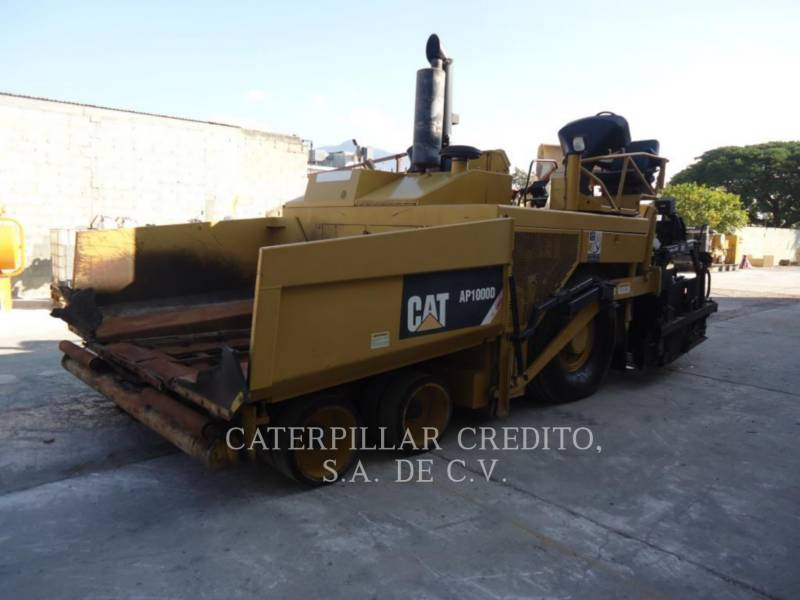 CATERPILLAR ASPHALT PAVERS AP 1000 D equipment  photo 2