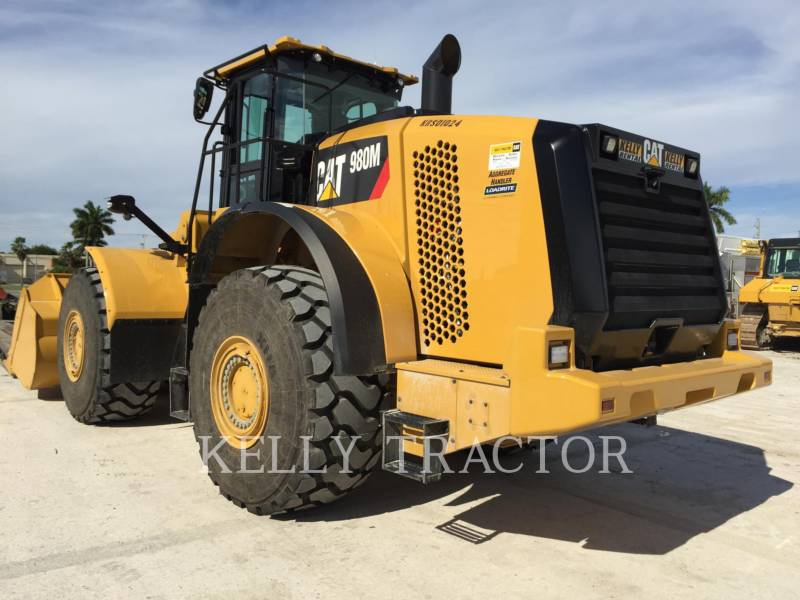 CATERPILLAR CARGADORES DE RUEDAS 980M equipment  photo 6
