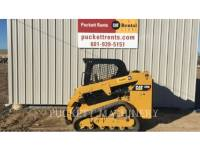Equipment photo CATERPILLAR 239 D MULTI TERRAIN LOADERS 1
