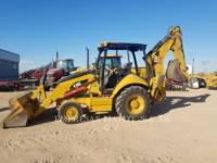 CATERPILLAR CHARGEUSES-PELLETEUSES 416E equipment  photo 1