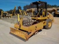 CATERPILLAR VIBRATORY SINGLE DRUM PAD CP-44 equipment  photo 1