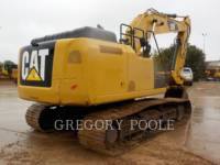 CATERPILLAR TRACK EXCAVATORS 329E L equipment  photo 10