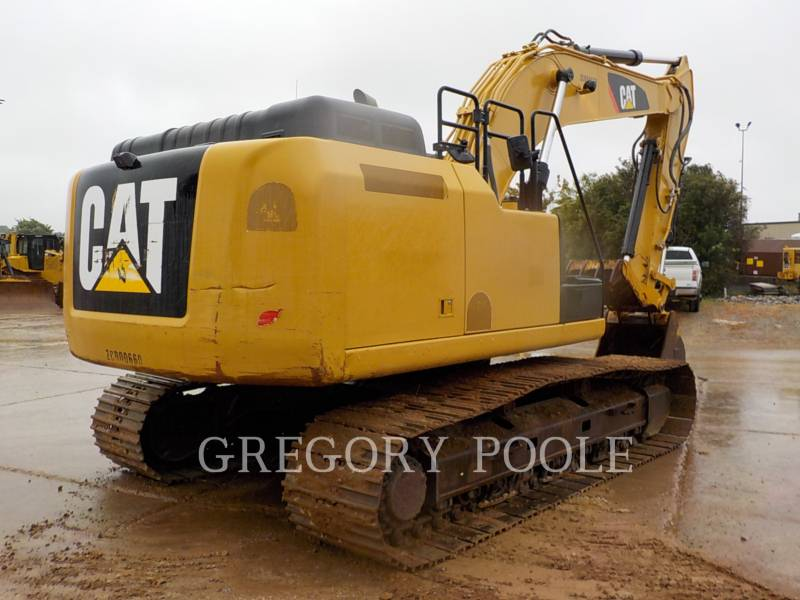 CATERPILLAR KETTEN-HYDRAULIKBAGGER 329E L equipment  photo 10