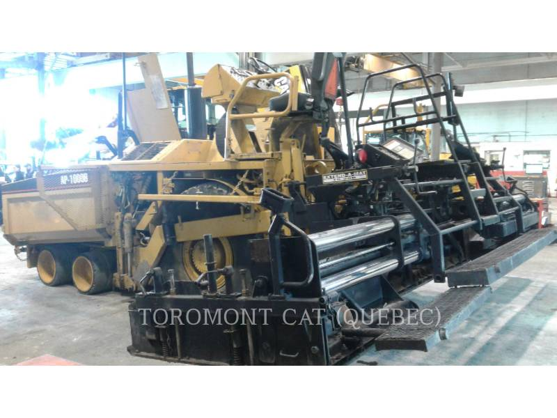 CATERPILLAR ASPHALT PAVERS AP-1000B equipment  photo 1